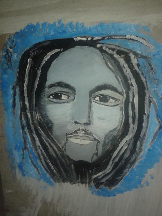 Bob Marley par MarieKathy